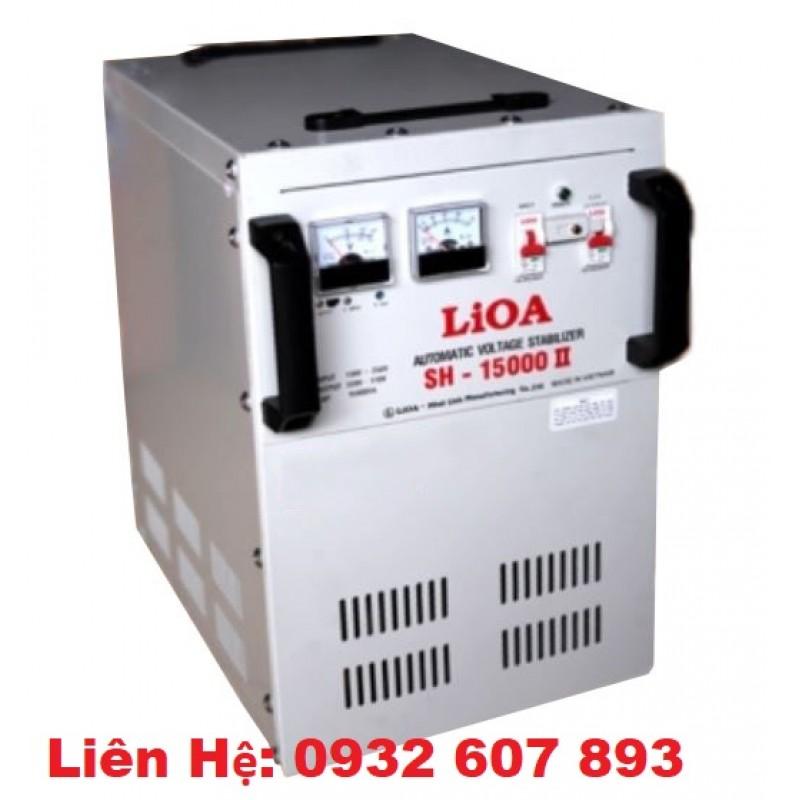 Ổn Áp LiOa 15Kva-SH15000.II