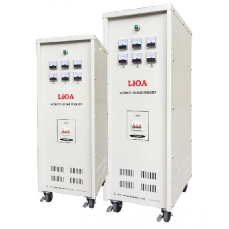 Ổn Áp LiOa 100Kva 3Pha–SH3-100KII - 380V