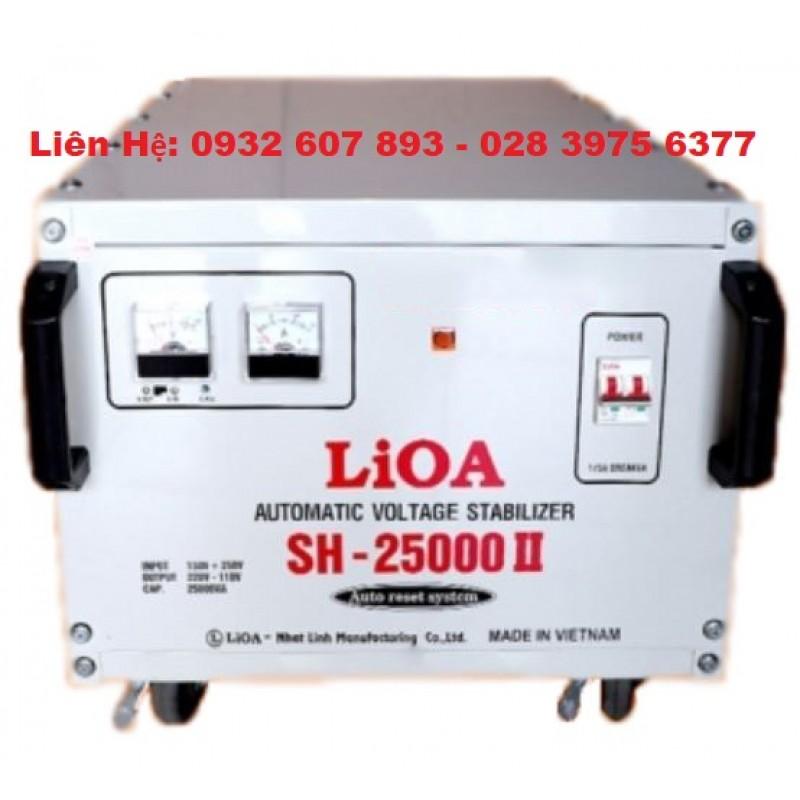 Ổn Áp LiOa 25Kva – SH25000.II