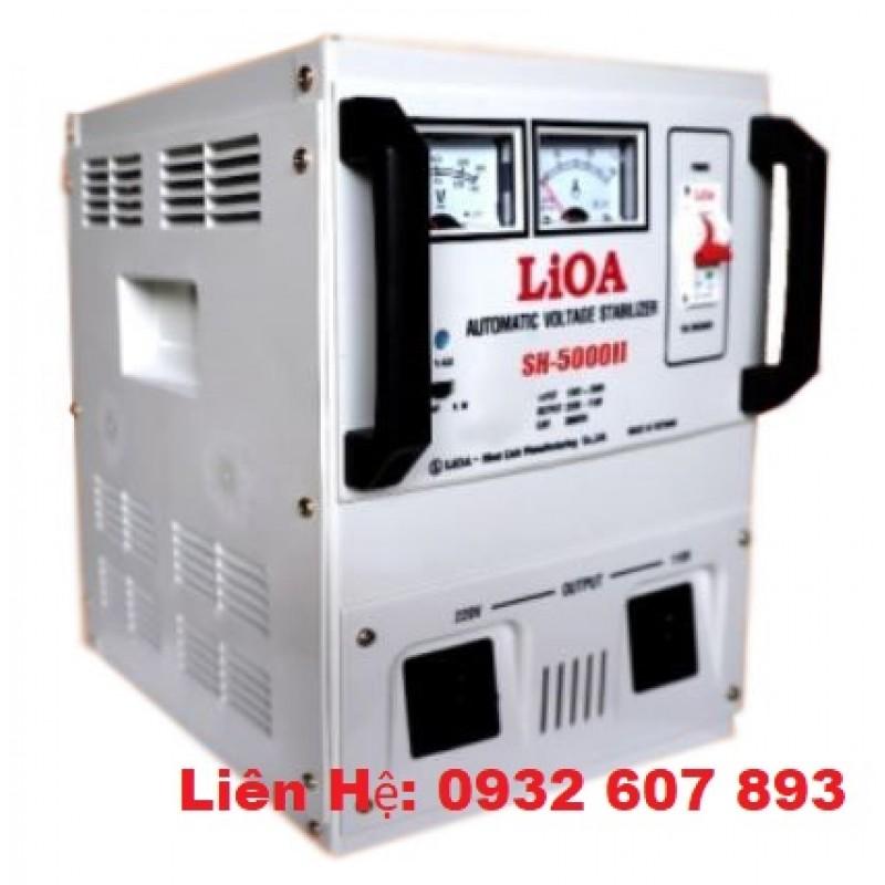 Ổn Áp LiOa 5Kva – SH5000.II