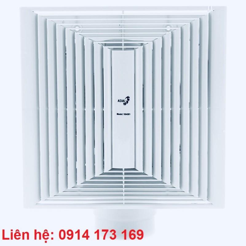 Quạt Hút Asia Âm Trần - V04001-300mm Vuông
