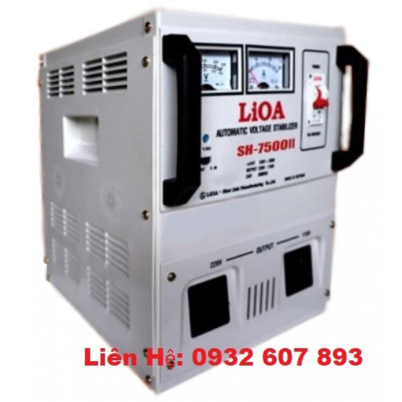 Ổn Áp LiOa 7,5Kva – SH75000.II